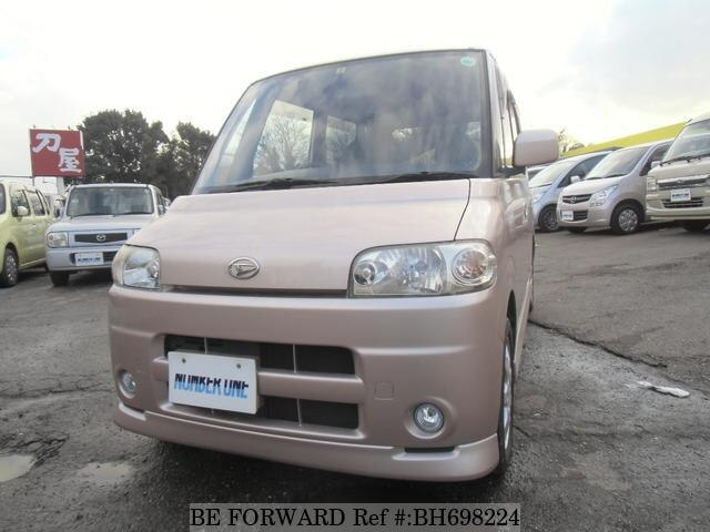 Used 2005 DAIHATSU TANTO BH698224 for Sale