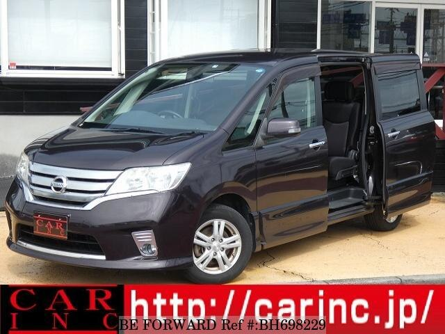 Used 2011 NISSAN SERENA BH698229 for Sale