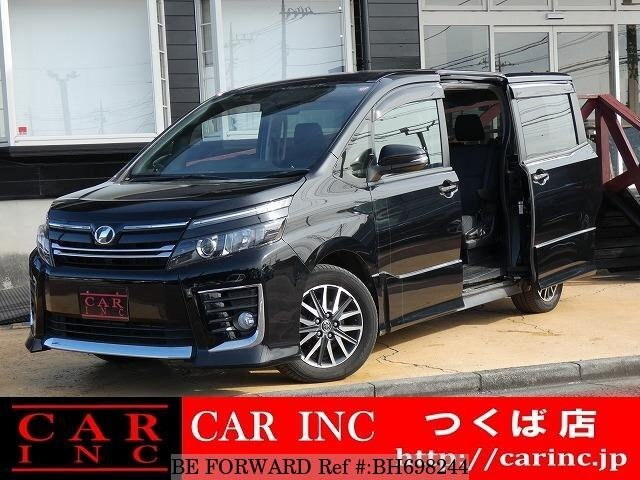 Used 2014 TOYOTA VOXY BH698244 for Sale
