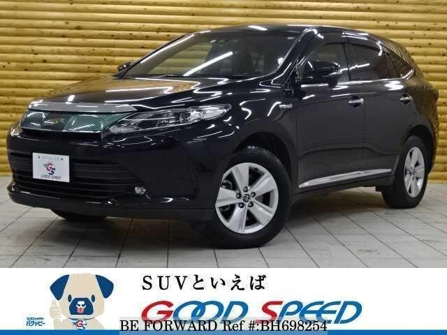 Used 2018 TOYOTA HARRIER HYBRID BH698254 for Sale