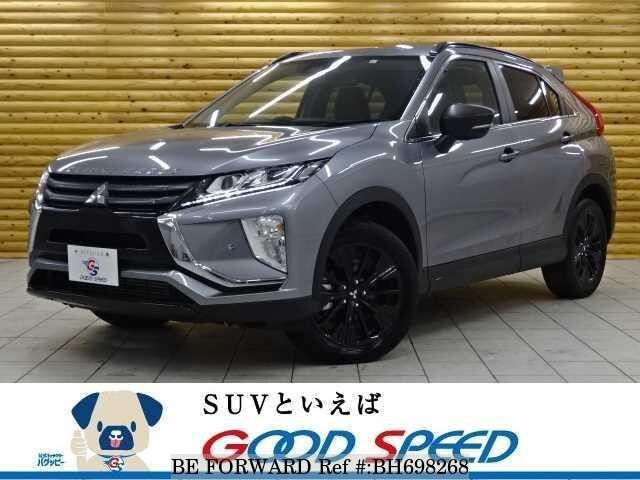 Used 2019 MITSUBISHI ECLIPSE CROSS BH698268 for Sale