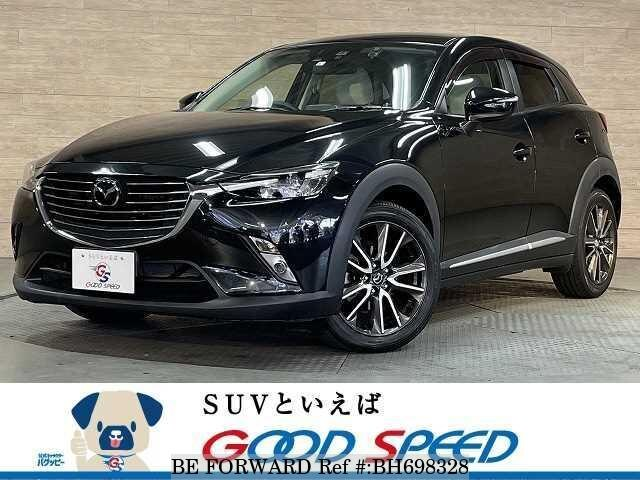 Used 2015 MAZDA CX-3 BH698328 for Sale