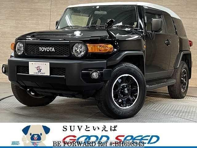 Used 2017 TOYOTA FJ CRUISER BH698343 for Sale