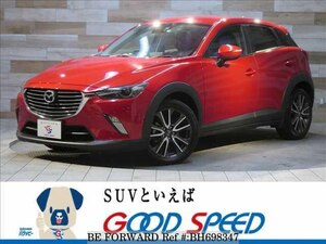 Used 2015 MAZDA CX-3 BH698347 for Sale