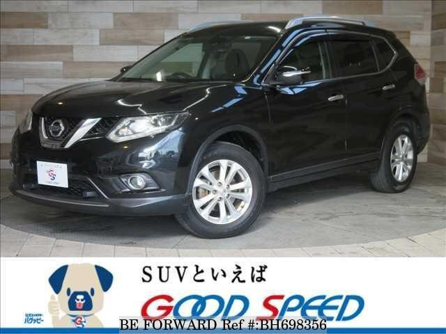 Used 2016 NISSAN X-TRAIL BH698356 for Sale