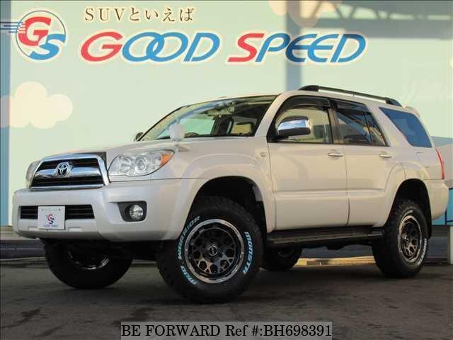 Used 2005 TOYOTA HILUX SURF BH698391 for Sale