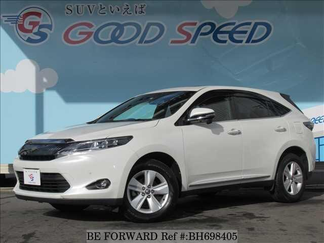 Used 2014 TOYOTA HARRIER BH698405 for Sale