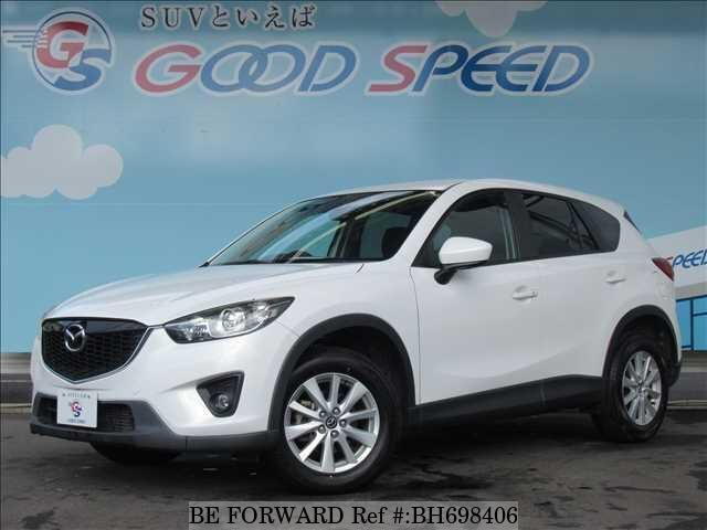 Used 2012 MAZDA CX-5 BH698406 for Sale