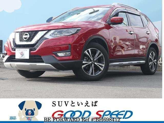Used 2018 NISSAN X-TRAIL BH698412 for Sale