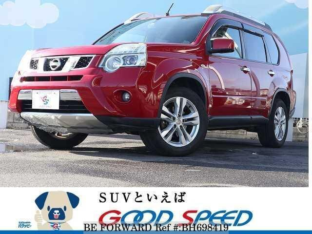 Used 2013 NISSAN X-TRAIL BH698419 for Sale