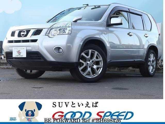 Used 2010 NISSAN X-TRAIL BH698426 for Sale