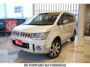 Used 2016 MITSUBISHI DELICA D5 BH698442 for Sale