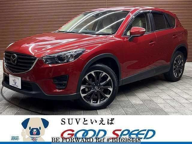 Used 2016 MAZDA CX-5 BH698448 for Sale