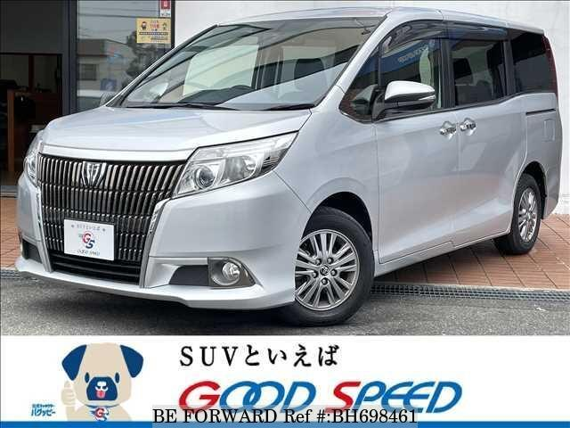 Used 2015 TOYOTA ESQUIRE BH698461 for Sale