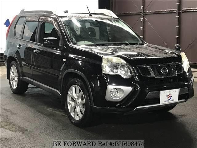Used 2011 NISSAN X-TRAIL BH698474 for Sale
