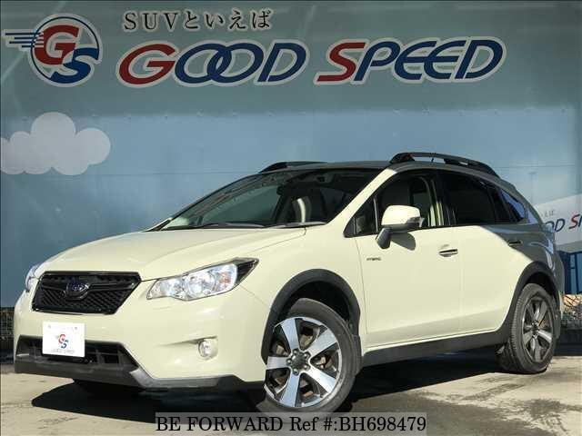 Used 2013 SUBARU IMPREZA XV HYBRID BH698479 for Sale