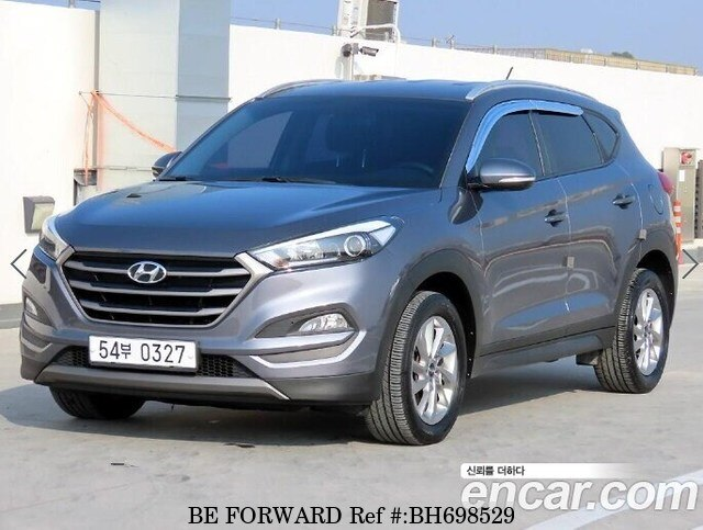 Used 2016 HYUNDAI TUCSON BH698529 for Sale
