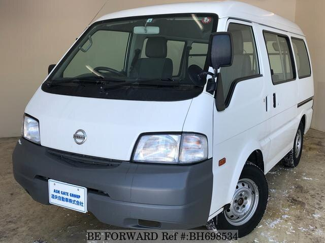 Used 2013 NISSAN VANETTE VAN BH698534 for Sale