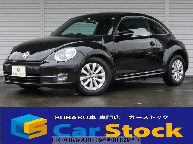 Used 2013 VOLKSWAGEN THE BEETLE BH698540 for Sale