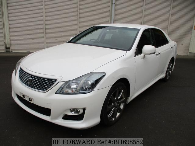 Used 2008 TOYOTA CROWN BH698582 for Sale