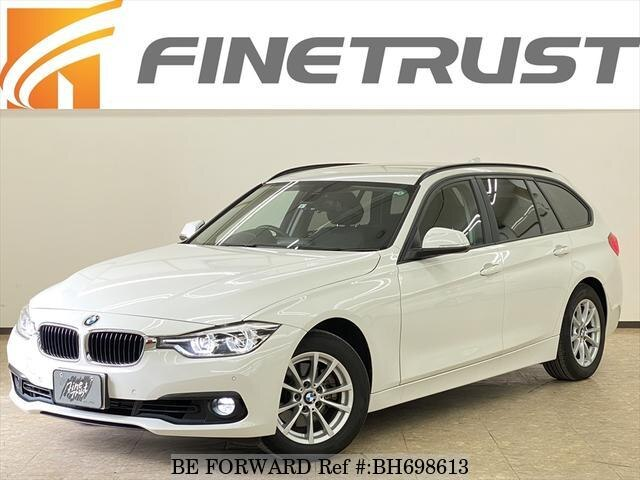 Used 2017 BMW 3 SERIES BH698613 for Sale