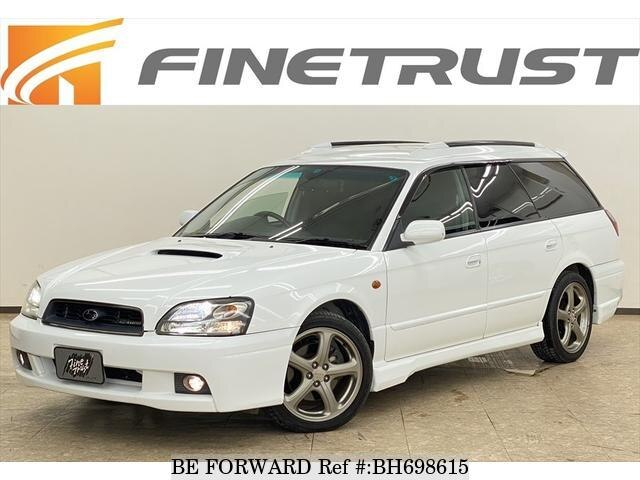 Used 2002 SUBARU LEGACY TOURING WAGON BH698615 for Sale