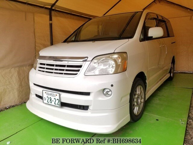 Used 2005 TOYOTA NOAH BH698634 for Sale