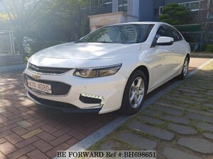 Used 2017 CHEVROLET MALIBU BH698651 for Sale