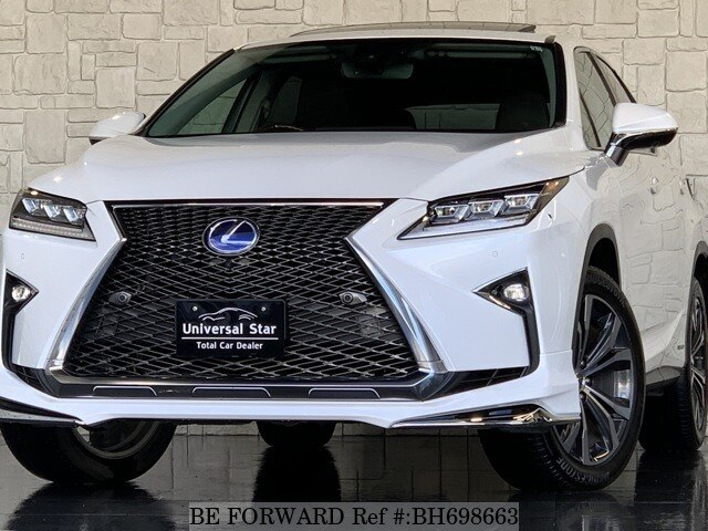 Used 2017 LEXUS RX BH698663 for Sale