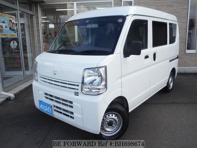 Used 2019 SUZUKI EVERY BH698674 for Sale