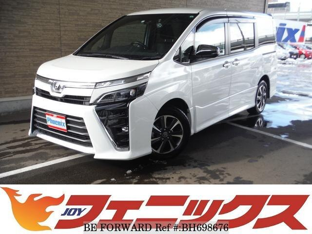 Used 2018 TOYOTA VOXY BH698676 for Sale