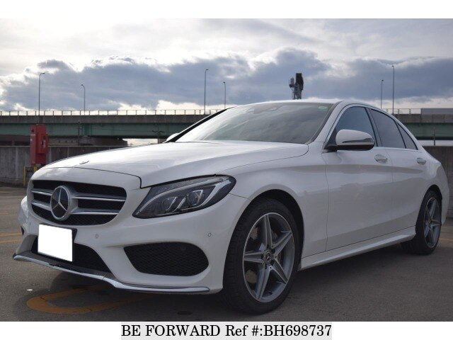 Used 2017 MERCEDES-BENZ C-CLASS BH698737 for Sale