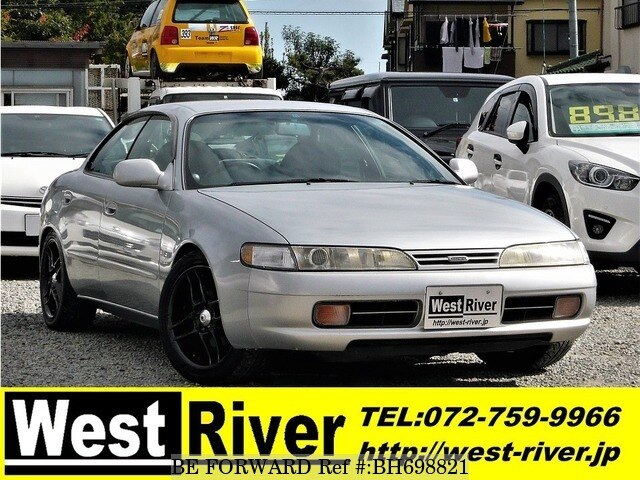Used 1997 TOYOTA COROLLA CERES BH698821 for Sale