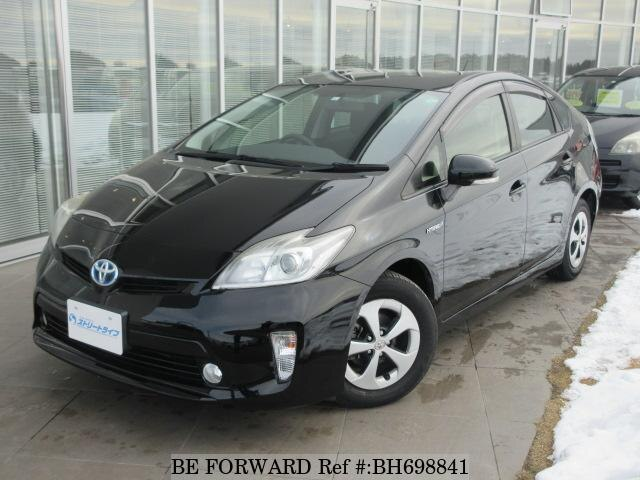 Used 2013 TOYOTA PRIUS BH698841 for Sale
