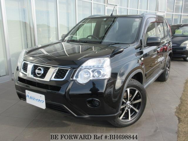 Used 2012 NISSAN X-TRAIL BH698844 for Sale