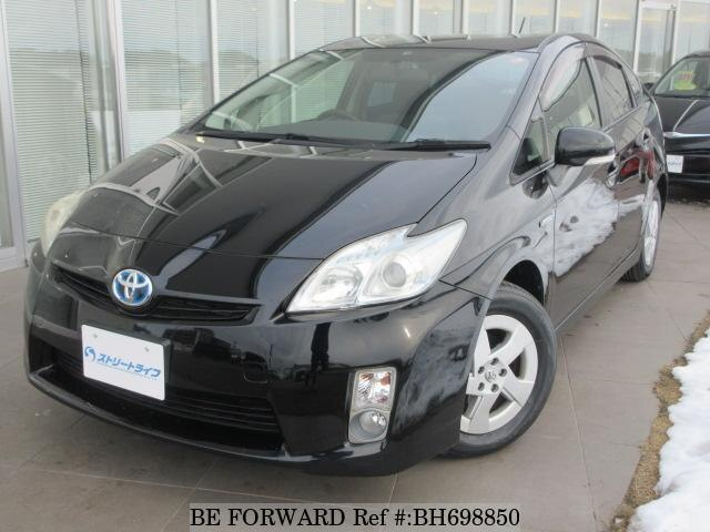 Used 2010 TOYOTA PRIUS BH698850 for Sale