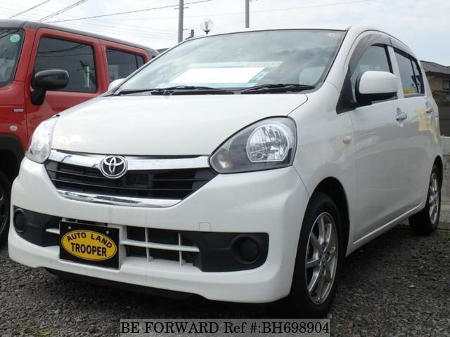 Used 2015 TOYOTA PIXIS EPOCH BH698904 for Sale