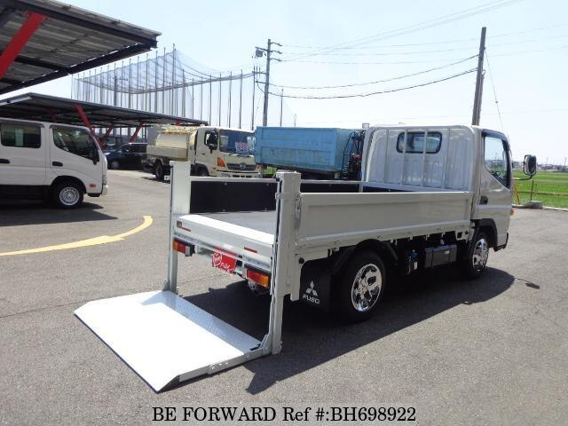Used 2020 MITSUBISHI CANTER BH698922 for Sale