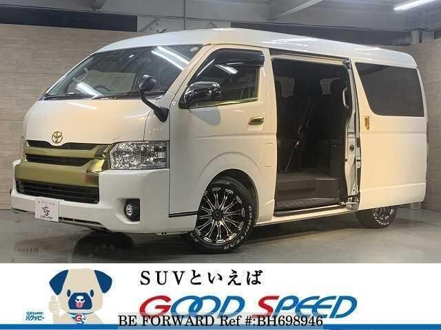 Used 2016 TOYOTA HIACE WAGON BH698946 for Sale