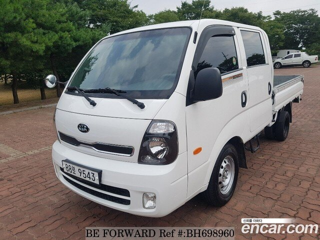 Used 2014 KIA BONGO BH698960 for Sale