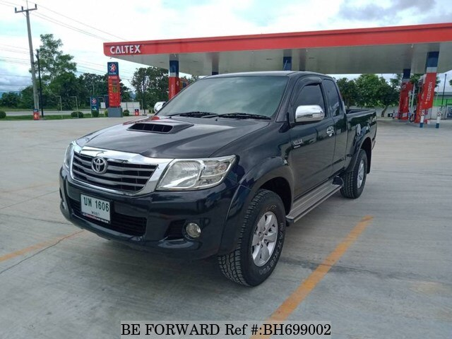 Used 2013 TOYOTA HILUX BH699002 for Sale