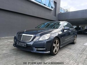 Used 2012 MERCEDES-BENZ E-CLASS BH699003 for Sale