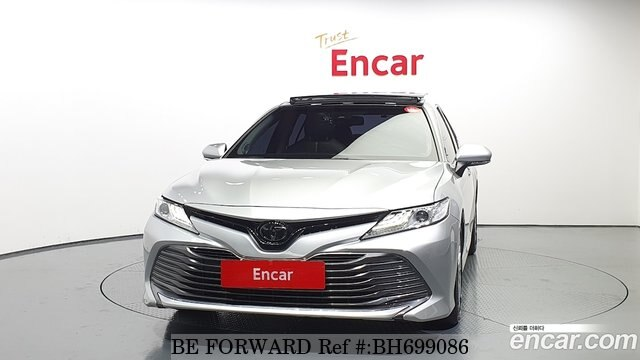 Used 2018 TOYOTA CAMRY BH699086 for Sale
