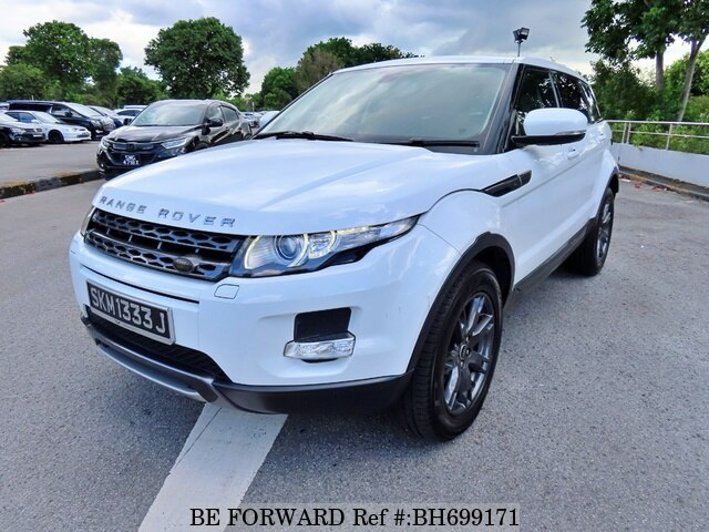 Used 2013 LAND ROVER RANGE ROVER EVOQUE BH699171 for Sale
