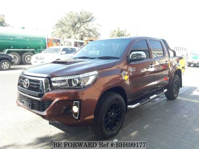 Used 2013 TOYOTA HILUX BH699177 for Sale