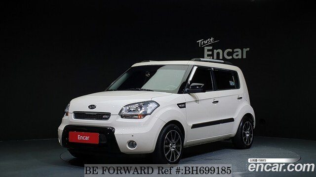 Used 2011 KIA SOUL BH699185 for Sale