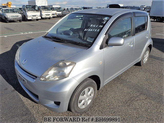 Used 2007 TOYOTA PASSO BH699891 for Sale