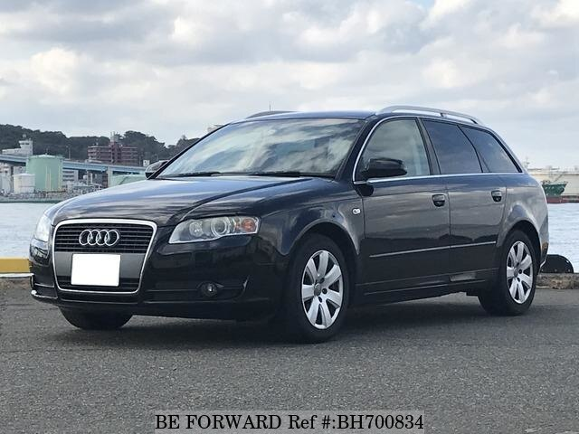Used 2006 AUDI A4 BH700834 for Sale