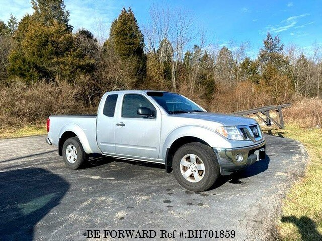 Used 2010 NISSAN FRONTIER BH701859 for Sale
