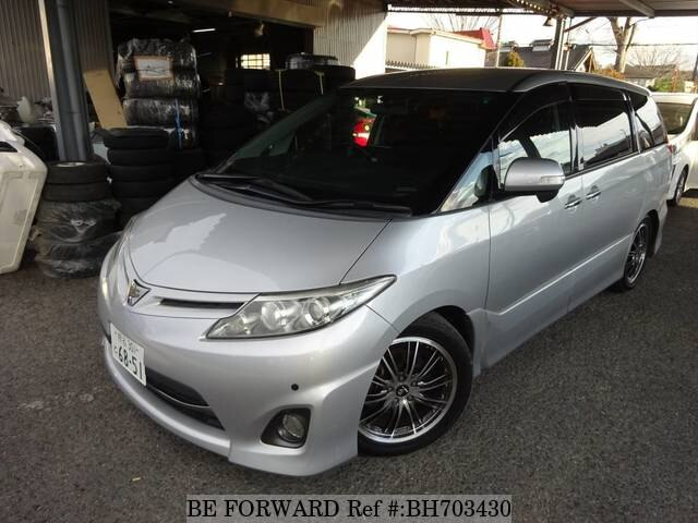 Used 2010 TOYOTA ESTIMA BH703430 for Sale
